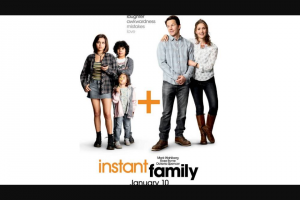 The Senior – to See Instant Family