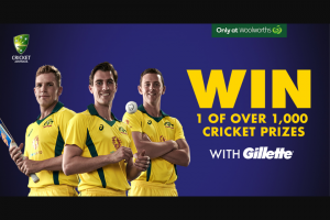 Woolworths – Win a Double Pass With Boundary (prize valued at $100)