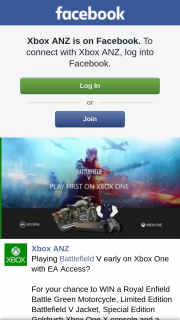 XBox ANZ – Win a Royal Enfield Battle Green Motorcycle (prize valued at $10,488)