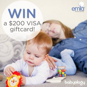 Kinderling Kids Radio – Emla-Sleep Deprivation Survival Tips – Win 1 of 5 Visa gift cards valued at $200 each