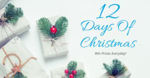 Monsta Renovate – 12 Days of Christmas – Win prizes everyday