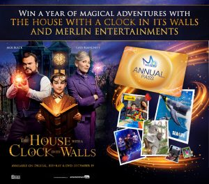 Network Ten – The House with a Clock on its Walls – Win 1 of 5 prize packages valued at $478 each
