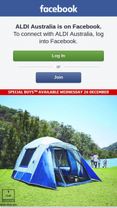 Aldi Australia – Win 1 X 4 Person Tent Valued at $99.99 and 1 X Bug Zapper Lantern Valued at $19.99. (prize valued at $99.99)