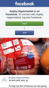 Aspley Hypermarket – a Coles Crackling Ham Roast and a $50 Coles Gift Card