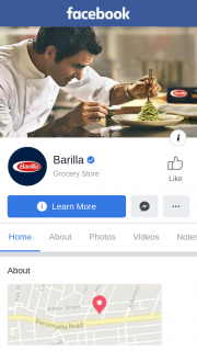 Barilla 12 Days of Christmas – Competition (prize valued at $3,500)