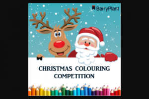 Barry Plant RE – Win an Xbox Or Kids Bike&#127794&#127877&#9924