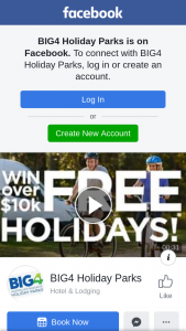 BIG4 Holiday Parks – Competition (prize valued at $1)