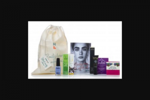 Bondi Beauty – Win The Ultimate Feel Good Treat From Australia's Home of Feel Good (prize valued at $79.9)
