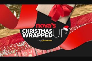 Brisbane Nova 106.9FM – Win Yourself an Early Christmas Present With Nova's Wrapped Up