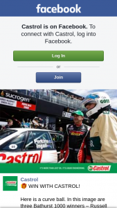 Castrol – Win a Castrol Merchandise Pack (prize valued at $200)