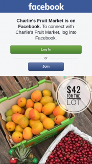 Charlie's Fruit Market – Win The Lot Giveaway With 5kg Box Cherries You Know Christmas Is Near When The Cherries Are Here (prize valued at $42)