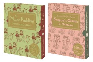 Child Magazine – Win 100th Anniversary The Magic Pudding Or Snugglepot and Cuddle Pie