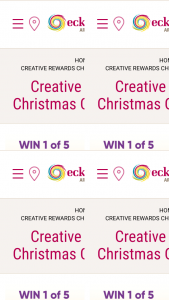 Eckersleys – an Awesome Arty Prize to One Lucky Creative Rewards Member