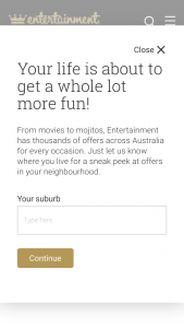 Entertainment Book – Win 1 of 10 $100 Priceline Pharmacy Egift Cards (prize valued at $100)