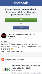 Event Cinemas Garden City – Win One of Our Daily Gifts