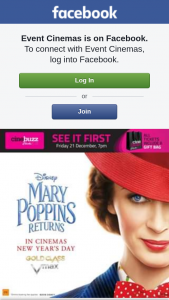 Event cinemas Indooroopilly – Win 2 X Vmax Tickets to #marypoppinsreturns this Friday Night at Our Chicks at The Flicks Advance Screening