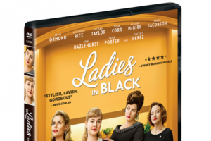 Female – Win One of 10 X Ladies In Black DVDs (prize valued at $300)