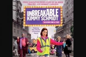 Filmink a copy of Unbreakable Kimmy Schmidt Seasons 1 – Win Unbreakable Kimmy Schmidt (prize valued at $50)