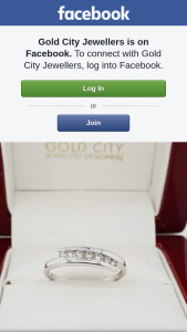 Gold City Jewellers – Win a 9ct Diamond Ring .30ct Tdw Valued at $990. (prize valued at $990)