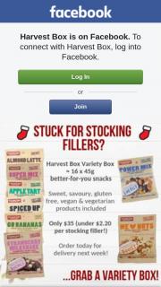 Harvest Box – Win a Harvest Box Variety Box