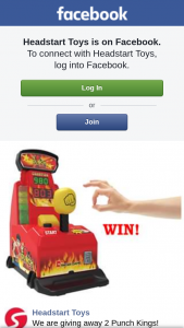 Headstart Toys – Win Your Very Own for You and a Friend
