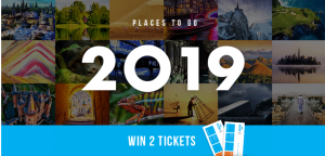 iFly Magazine – Win 2 tickets to your favourite destination