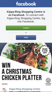 Kippa-Ring Shopping Centre – Win a Christmas Chicken Platter | Winner Wings Poultry Kippa-Ring Are Helping Families In Need this Christmas By Giving Away Five Chicken Christmas Platters