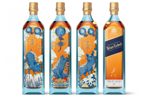 Man of Many – Win this Limited Edition Johnnie Walker Blue Label Year of The Pig Worth $260 Enter Via The Competition Box (prize valued at $260)