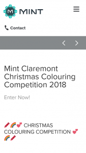 Mint RE Claremont WA – for 4 Lucky (prize valued at $325)