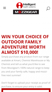 Mozzigear – Win Your Choice of Australian Outdoor Family Adventure Worth Up to $10000 (prize valued at $10,000)