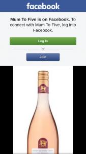 Mum to Five – Win a Case of Maison De Grand Esprit Côtes De Provence Rosé 2016. (prize valued at $162)