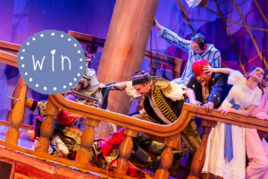 Mums Grapevine – Win a Family Pass (four Tickets) to See Peter Pan Goes Wrong at The Arts Centre Melbourne on Wednesday 19th December (prize valued at $399.6)