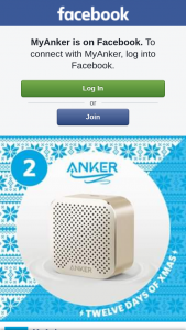 MyAnker – Win Today's Prize (prize valued at $39.95)