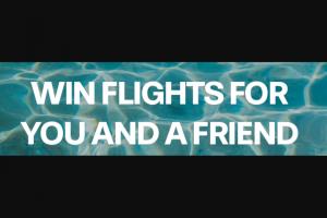 Nauru Airlines – Win 2 X Return Economy Class Flights on Nauru Airlines (prize valued at $4,500)