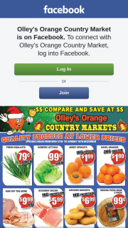 Olley's Country Market – Win Our Weekly Fruit and Veg Box