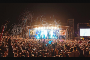 PedestrianTV – for Falls Festival (prize valued at $4,553)