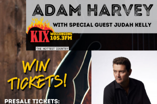 Radio Kix Country – Tickets Only