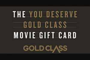 Ray White RE – Win a Gold Class Movie Voucher