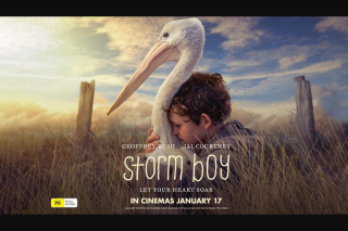Smooth FM – Win a Family Pass to The Smooth Preview Screening of Storm Boy