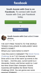 South Aussie With Cosi – Win a $10000 Lg Smart Home Package – game of Skill