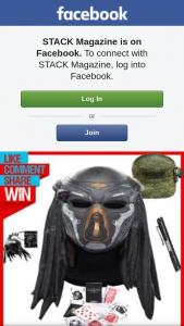 Stack magazine – Win One of Three Epic Predator Prize Packs