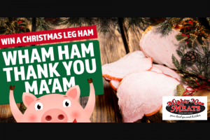 Star1027 Cairns – Win Christmas Leg Hams