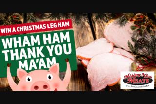 Star1027 Cairns – Win Christmas Leg Hams