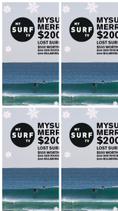 Surfing Australia – Win a Retail Trip to New York for 2 Worth $10000 (prize valued at $2,000)