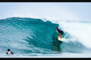 Vanimo Surflodge – Win a Surfboard (prize valued at $1,500)