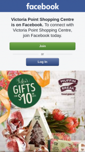 Victoria Point Shopping Centre – Eight $10 Muffin Break Vouchers (prize valued at $80)
