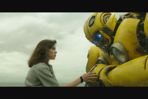 Weekend Edition Brisbane – Win One of Ten In-Season Double Passes to See Bumblebee