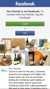 Win 1 of 3 Gift Hampers Penrith Nsw Area Over $50 Value Each Fb Entry (prize valued at $150)