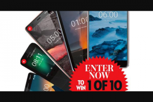 Win The Ultimate Nokia Phone