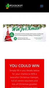 Woodcroft Town Centre SC SA – Win a Beautiful Christmas Hamper